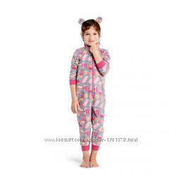 Флисовая пижама комбинезон с мороженым от Gymboree США на 3-4 года ... fbee25ed29a64