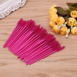Щёточки для расчёсывания ресниц