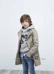 Тренчкот Zara, 11-12 лет