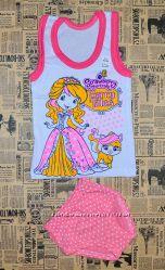 Набор белья для девочек 92-122