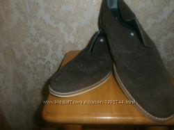 Туфли-замша оригинал Англия HX