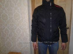 Фирменная , стильная , молодежная , демисезонная куртка , оригинал Superdry