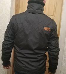 Демисезонная куртка Superdry оригинал