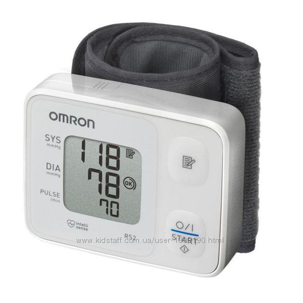 Продам тонометр Omron RS2