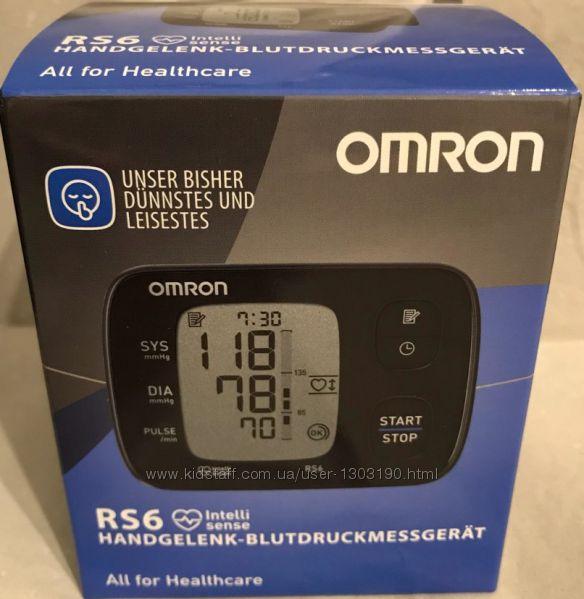 Продам тонометр OMRON RS6