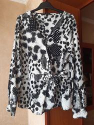 Блуза с запахом Next