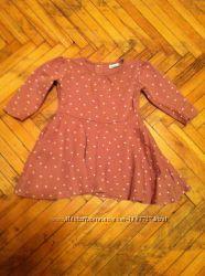 Платье солнцеклеш f&f