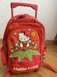 Hello Kitty  рюкзак