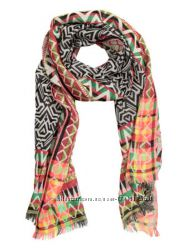 Стильный шарф разноцветный H&M