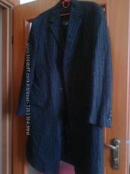 пальто STONES  натуральна шерсть 48