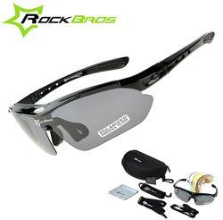 Очки для  рыбалки и спорт RockBros Polarized. Оригинал бренд