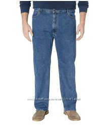 Джинсы Signature by Levi Strauss & Co. Gold Label Big & Tall Regular Fit Jeans Navy