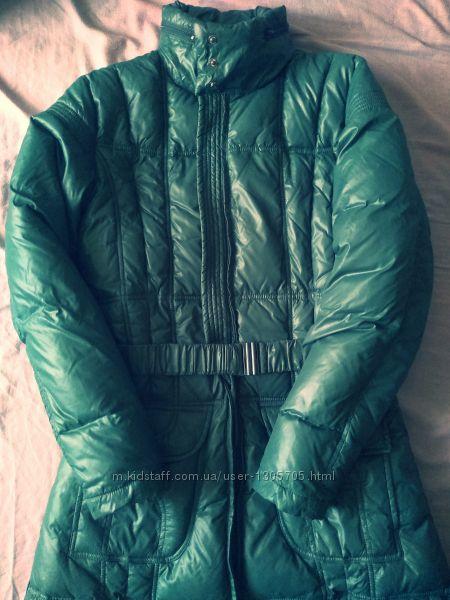 Куртка Housе пальто травяного цвета