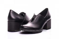 Женские туфли из натуральной кожи  V 1136