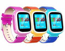 Smart Baby Watch детские умные часы Q70. Отправка сразу