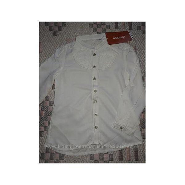 Нарядная блузка waikiki на 3-4 года