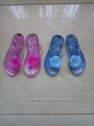 Шлепанцы, размер 28, 29, 30, 32, шлепки, детские, летняя обувь, для, девоче