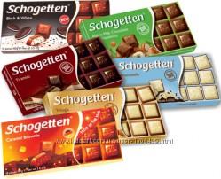 Шоколад, Schogetten