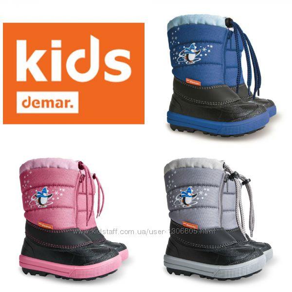 Зимние сапоги Demar Kenny кенни сноубутсы 4c3f1b029afdc