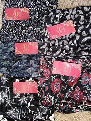 женские летние штаны 50-58