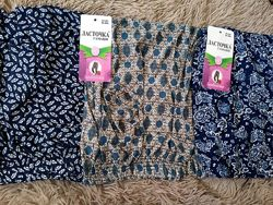 штаны женские бамбук-стрейч 54-58