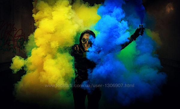 Цветной дым набор
