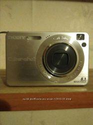 Продам бу фотоаппарат Sony Cyber-shot DSC-W130