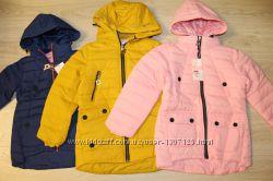 Куртка демисезонная на девочку, Распродажа