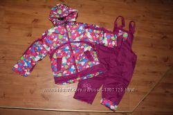 Зимний костюм на девочку, Распродажа
