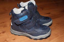 Зимние ботинки фирмы Clibee на мальчика