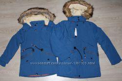 Зимняя куртка на мальчика, плюс Подарок