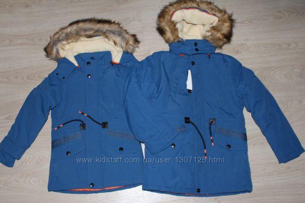 Зимняя куртка на мальчика, Парка