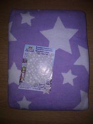 Одеяло хлопковое детское размер 100140