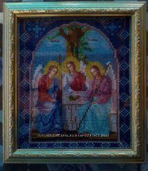 Икона Святая Тройца  Ікона Свята Трійця