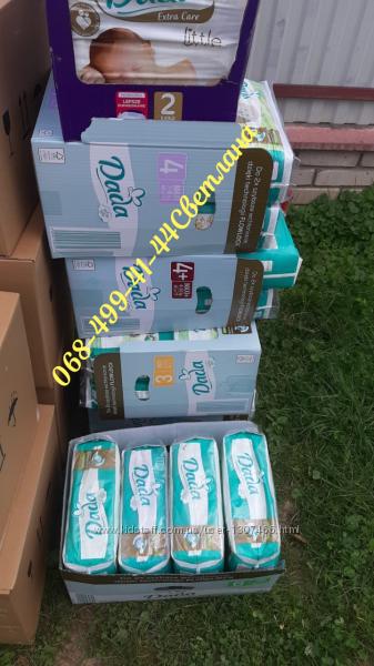 Подгузники памперсы Дада extra soft care premium