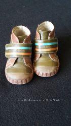 Демисезонные ботиночки. Размер 21. В идеальном состоянии