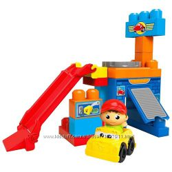 Конструктор Гараж Mega Bloks First Builders