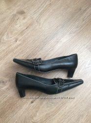 Туфли Esprit, кожа, 40 размер