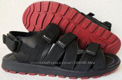 4650ba1a Nike жесть Мужские кожаные сандали на липучках Найк, 735 грн ...