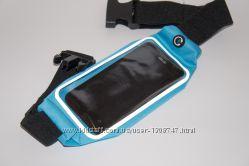 Водонепроницаемая сумка-чехол для телефона на пояс для спорта