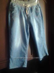 легие летние капри  джинс 52 размер