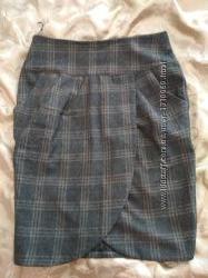 Модная юбка размер S