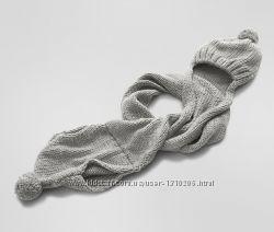 Шапка шарфмуфта ТСМ Tchibo Германия
