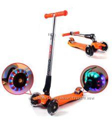 Самокат скутер детский Бест Скутер Best Scooter
