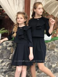 Комплект костюм для девочки школьный