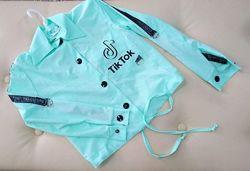 Модная рубашка блуза Тик Ток