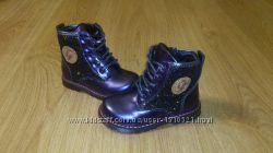 Демисезонные ботиночки Jong Golf для девочек.