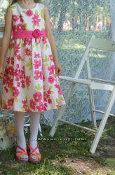 Платье American princess из Америки размер 5 бу