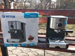 кофемашина Vitek VT-1513BK