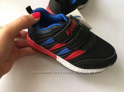 Кроссовки для мальчика том. м  черные